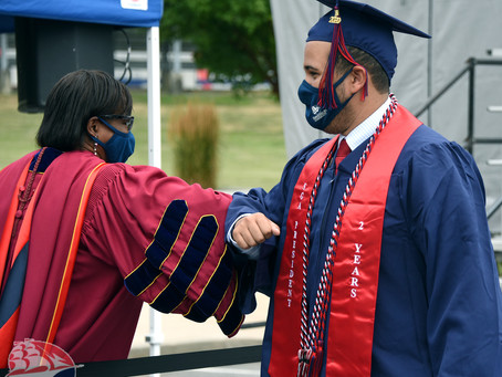 Class of 2021 Getting Two Commencement Options