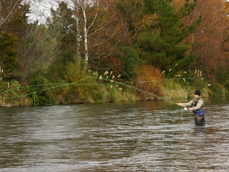 Trout Season Surprises With Early Opening