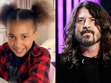 Rock Legend Surprises Child In Viral Video