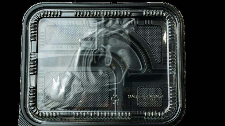 HQ sushi container:bento box,#306,200set