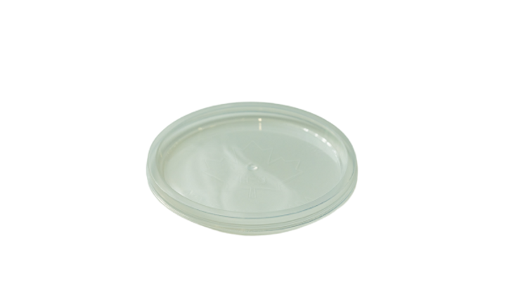 H8 ML Clear Lid(500's)