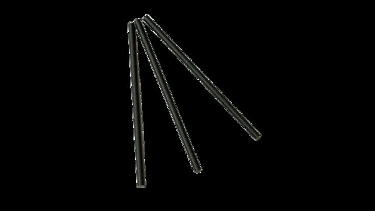 paper product:paper Straw,6'',black,500pcs