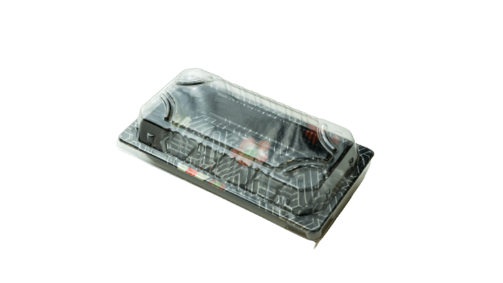 HQ sushi container:HQ-08,(1200 sets)