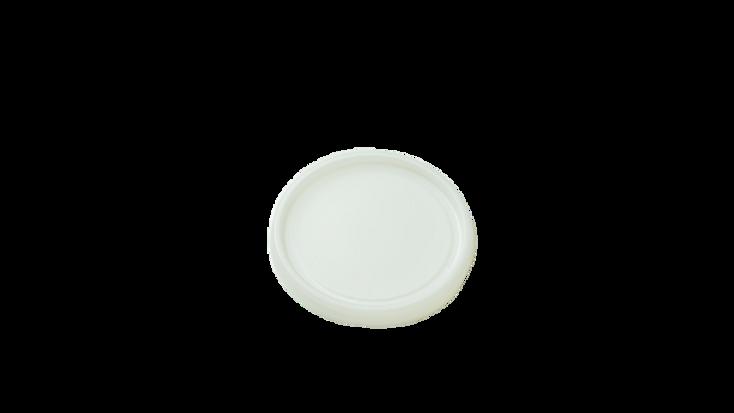 genpak foam container:PL8500, plastic lid(500's)