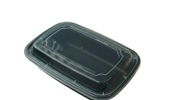 lungsang plastic container:L924.ml BLK reat combo(150's)