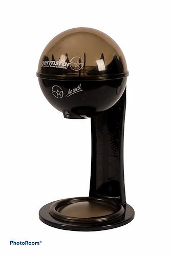 Dispenser 946 ml con supporto da tavolo - nero/smoke (refill non incluso)