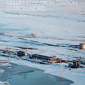 Første årsrapport fra Villum Research Station