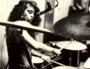 Claudia Paige Drumming at 19