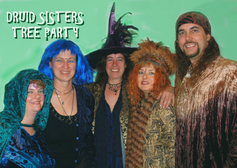 Druid Sisters Tree Party