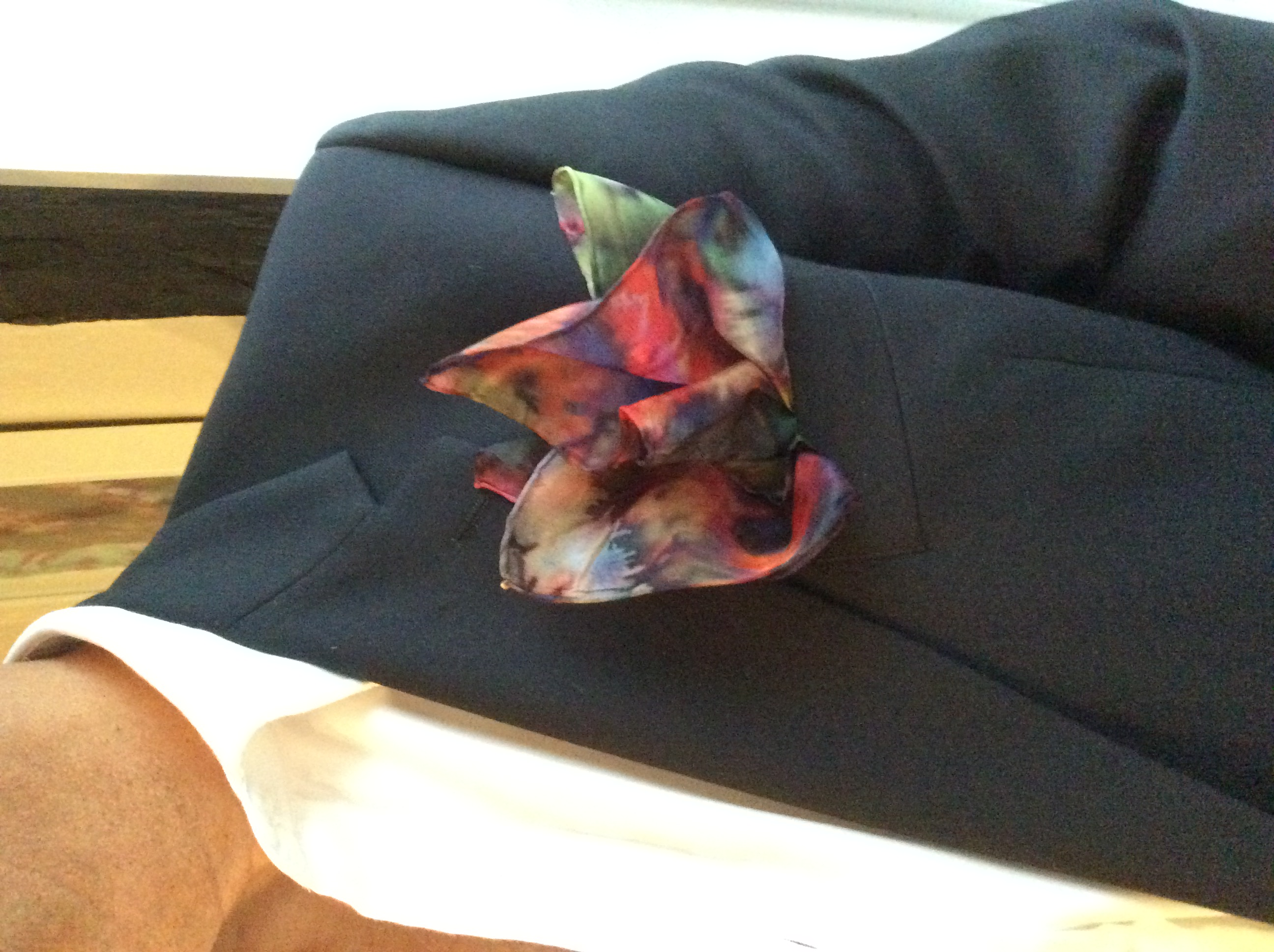 Unique Silk Pocket Square