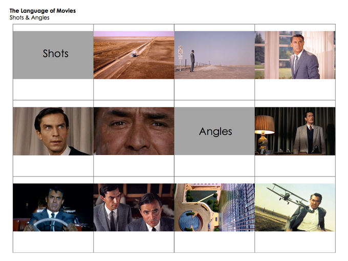 Master's Thesis: The Language of Movies