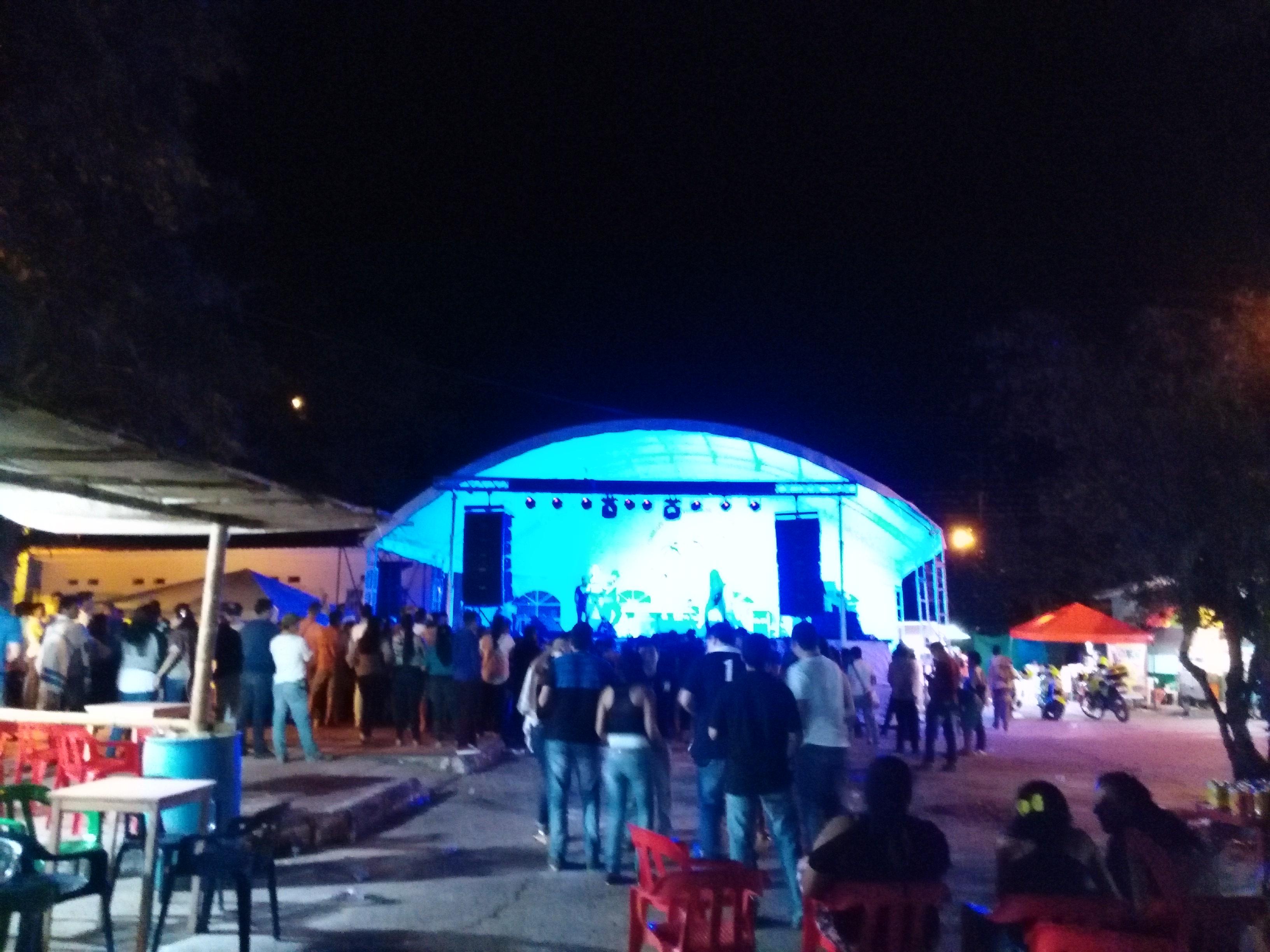 Eventos en Tarima