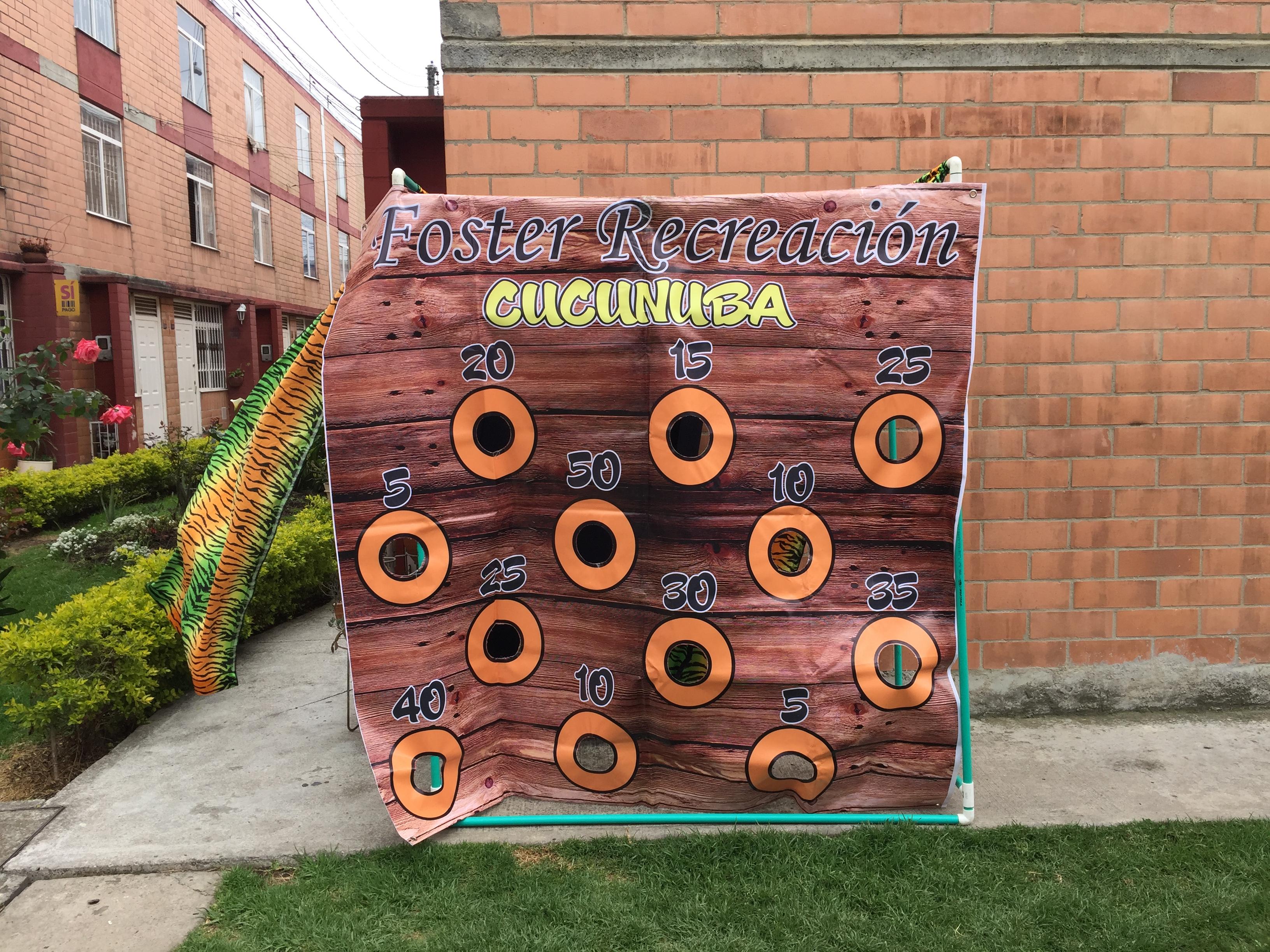Feria Match Tiro al Blanco Cucunua