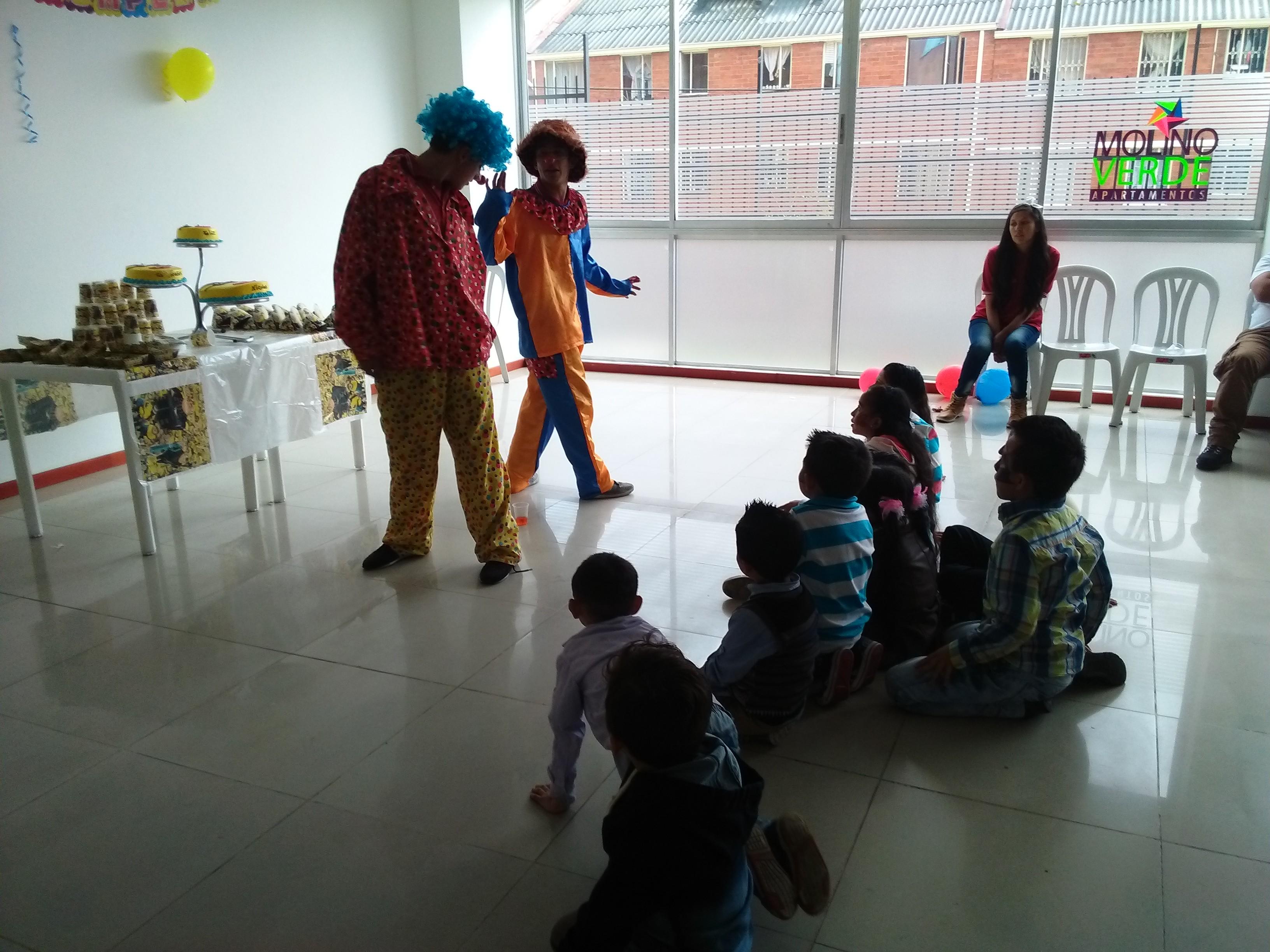 Show de Payasos