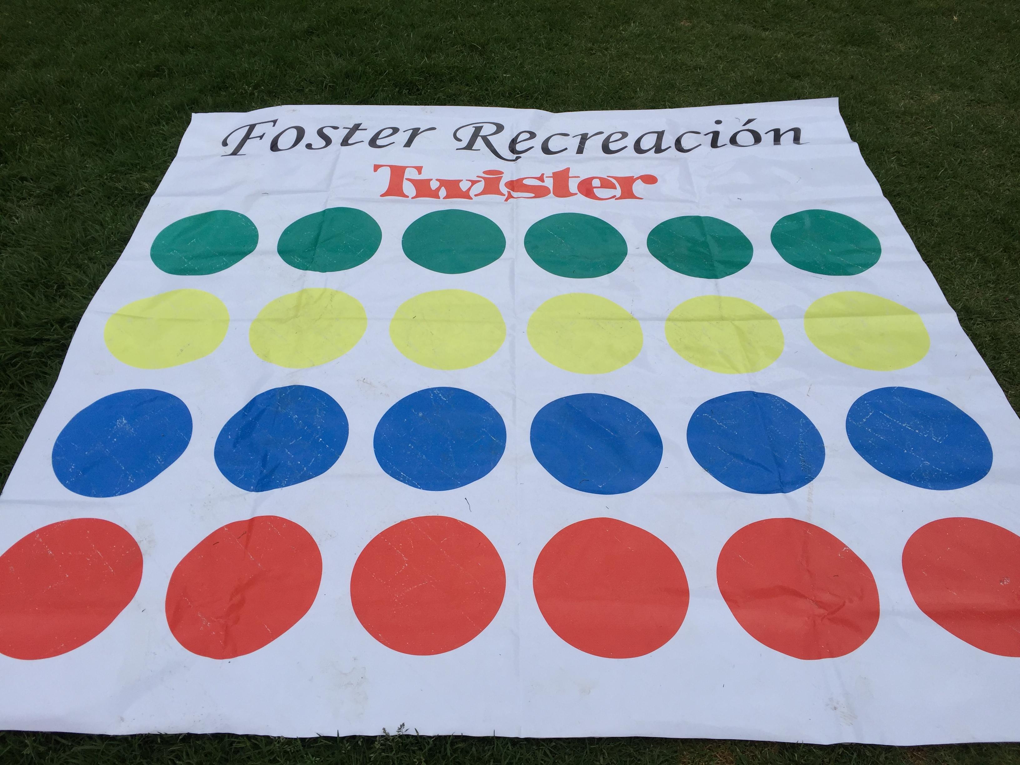 Feria Match Twister Gigante