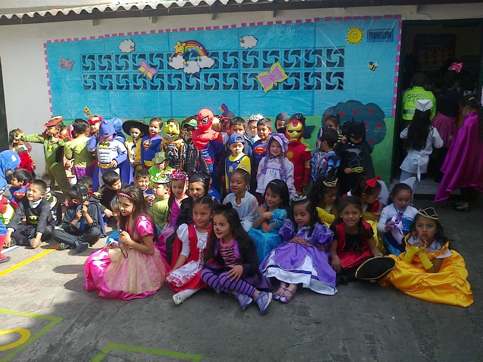 Fiesta Halloween Colegios
