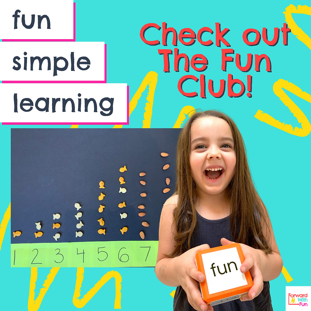 The Fun Club will ensure your kid LOVES learning