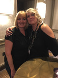 Carrie Gandara and Theresa Walther