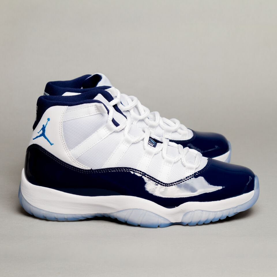 "new concept 2eff6 5be5b AIR JORDAN 11 ""WIN LIKE '82"""
