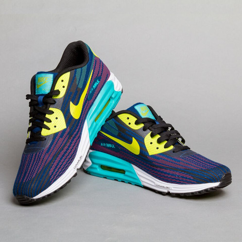 buy online ded87 a80a9 Nike seamlessly bridged old and new with the Nike Air Max Lunar 90  Jacquard. They feature a classic Air Max 90 design with lightweight  combination woven ...