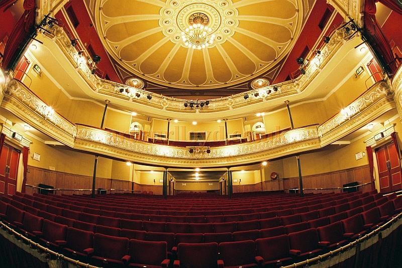 Devonshire Park Theatre Inside