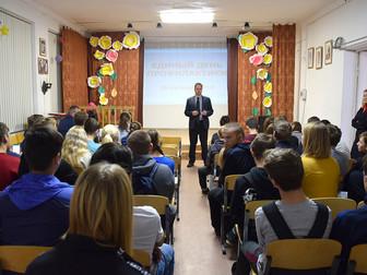 Адвокаты СОГА приняли участие в дне профилактики правонарушений