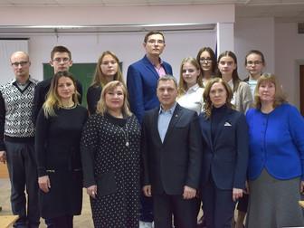 Подведение итогов конкурса «Роль адвоката в гражданском обществе»