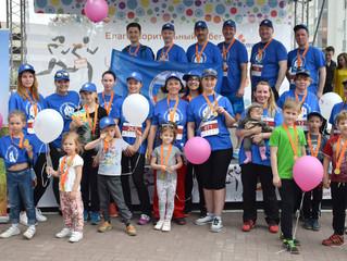 Коллегия адвокатов СОГА приняла участие в благотворительном забеге Ural Legal Run 2017