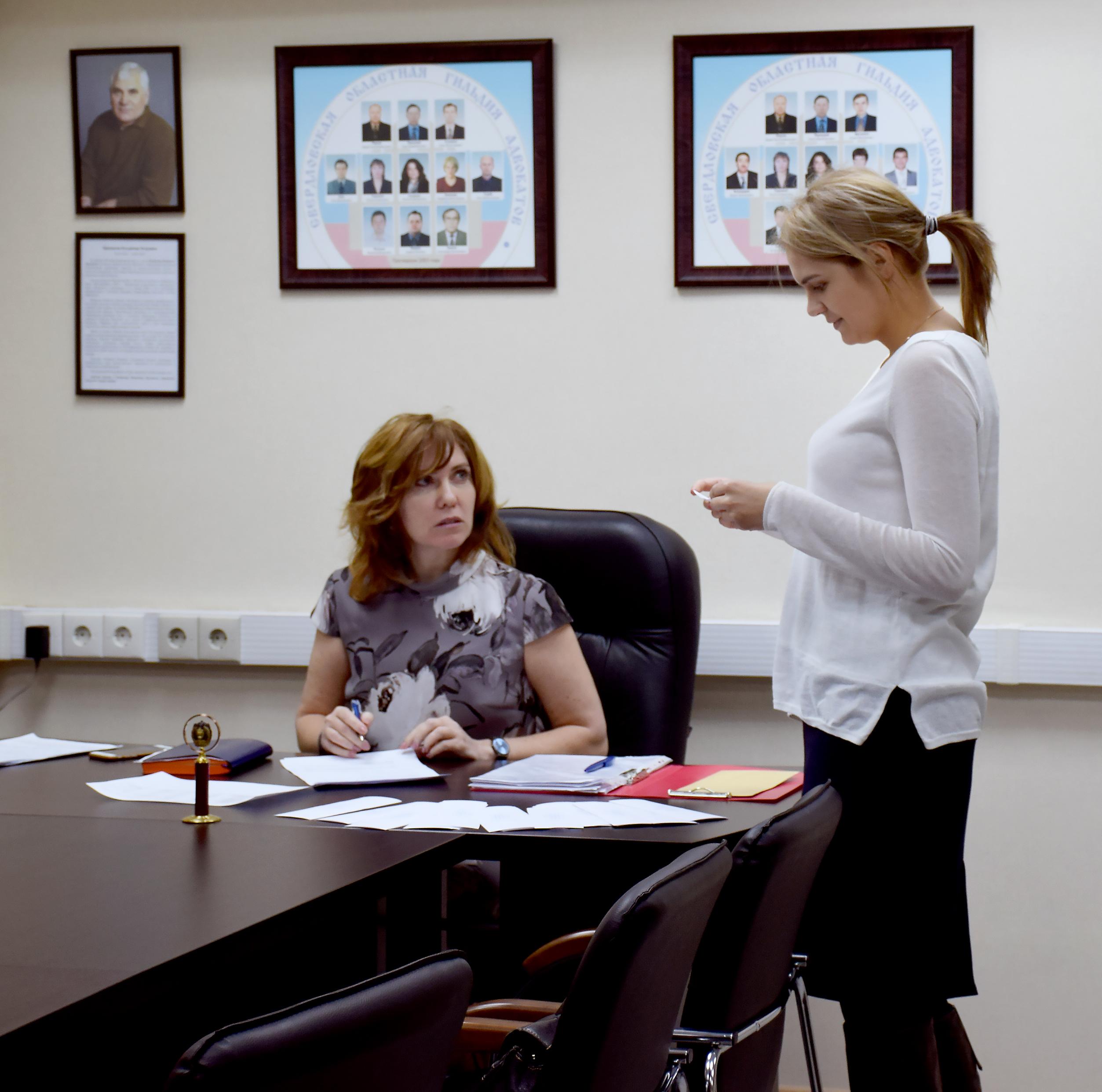 Внутренний экзамен стажоров