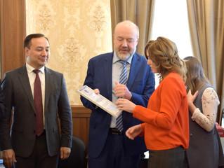 """Коллегия адвокатов """"СОГА"""" победитель конкурса"""