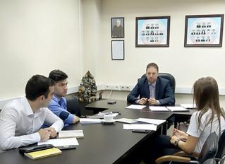 Стажировка в Свердловской областной гильдии адвокатов