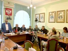Участие в совместном заседании Исполкома ГРА и Президиума МАРА