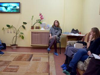 """Адвокат КА """"СОГА""""провела лекцию в Школе замещающих родителей"""