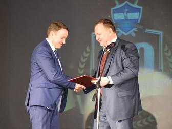 Коллегия адвокатов СОГА поздравила Институт юстиции с 40летием со дня создания