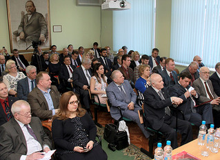 Участие в заседании Исполкома Гильдии российских адвокатов