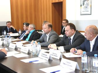 Участие в расширенном заседании Совета СРО АЮР