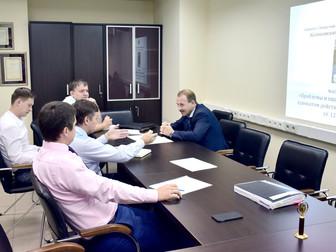 Состоялся мастер-класс адвоката Сергея Колосовского
