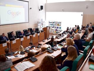 """Участие КА """"СОГА"""" в конференции по вопросам цифровизации экономических отношений"""