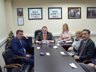 30 мая состоялось очередное заседание Президиума КА СОГА