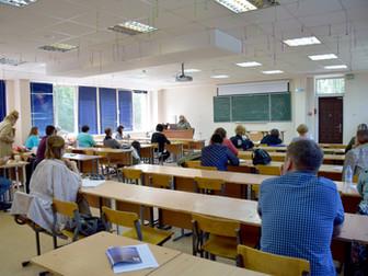 """Участие КА """"СОГА"""" в летней юридической школе для учителей"""