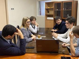 """Адвокаты КА """"СОГА"""" налаживают взаимодействие со студенческим сообществом"""