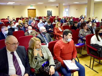 """Ежегодное отчетное собрание адвокатов КА """"СОГА"""""""