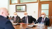 Рабочая встреча в ФПА РФ
