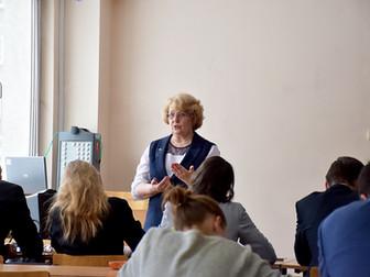 Участие СОГА в Весенней юридической школе Гуманитарного университета