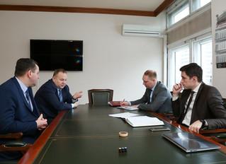 Рабочая встреча в Институте управления РАНХиГС