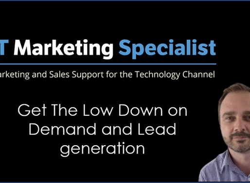 How to Demand and Lead - Two Things Your Business Must Do