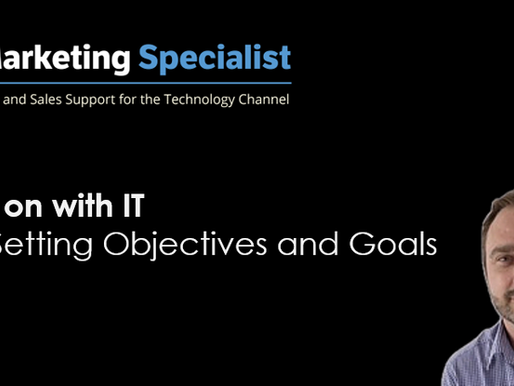 Get on With IT – Setting Objectives