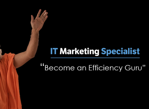 Become an Efficiency Guru