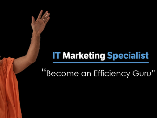 Become an Efficiency Guru