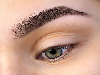 close-up-view-beautiful-green-female-eye